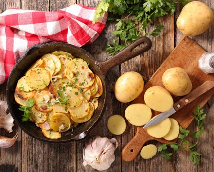 kartoffelbuffet